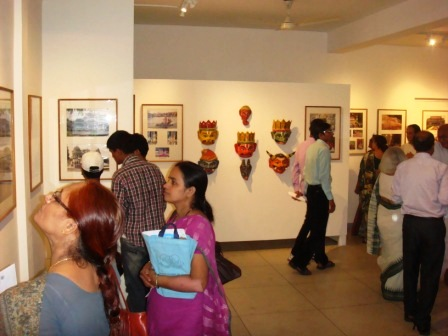 Inauguration of Banaras Gallery